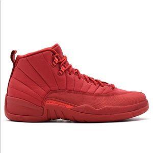 Mens Air Jordan retro 12s size 8